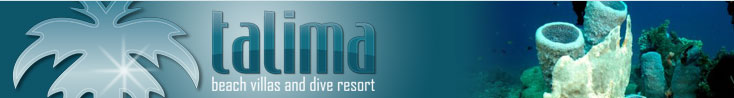 Talima - beach villas and dive resort