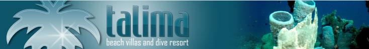 Talima - beach villas and dive resort