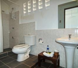 Economy bathroom